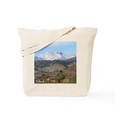 Snow-Capped Colorado Tote Bag