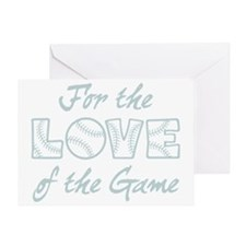 For the Love Greeting Card