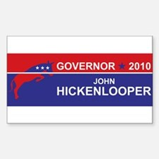 Cute John hickenlooper Decal
