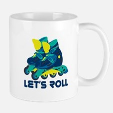 Let's Roll Mugs