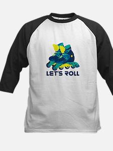 Let's Roll Baseball Jersey