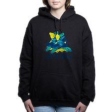 Let's Roll Women's Hooded Sweatshirt
