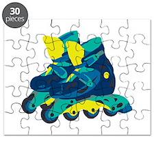 Roller Blades Puzzle
