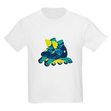 Roller Blades T-Shirt