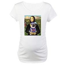 Mona Lisa & Sir Pug Shirt