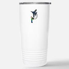 RC Airplane Travel Mug