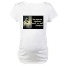 Joyce Quote Shirt
