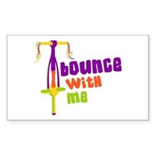 Bounce With Me Decal
