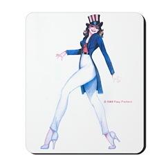 Miss Spirit of America Mousepad