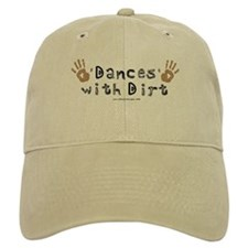 Dances with Dirt Baseball Cap