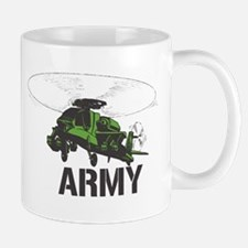 Army Helicopter Mug