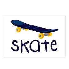 Skate Postcards (Package of 8)