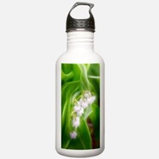 Lily of the Valley Water Bottle