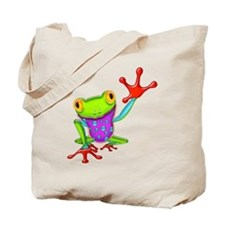 Cute Lizards Tote Bag