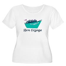 Bon Voyage Plus Size T-Shirt