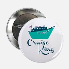"Cruise King 2.25"" Button"