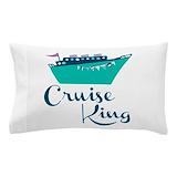 Cruise ship Pillow Cases
