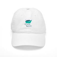 Cruise Queen Baseball Baseball Cap
