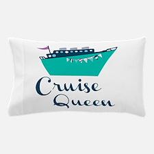 Cruise Queen Pillow Case