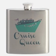 Cruise Queen Flask