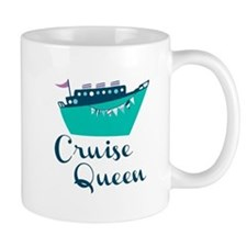 Cruise Queen Mugs