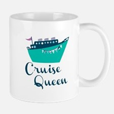 Cruise Queen Mugs
