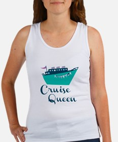 Cruise Queen Tank Top