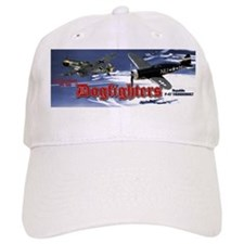 Dogfighters: P-47 vs Me109 Baseball Cap