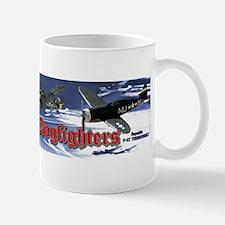 Dogfighters: P-47 vs Me109 Mug