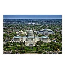 Capitol - Washington DC Postcards (Package of 8)