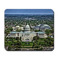 Capitol - Washington DC Mousepad