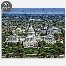 Capitol - Washington DC Puzzle