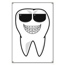 Cute Dentist Banner