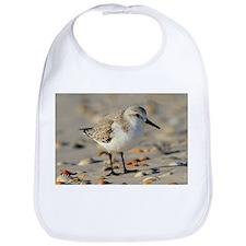 Funny Shorebird Bib