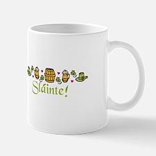 Slainte! Mugs
