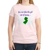 Jersey girl Women's Light T-Shirt