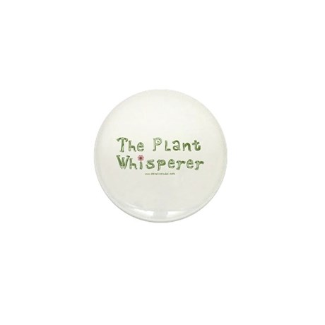 The Plant Whisperer Mini Button (10 pack)