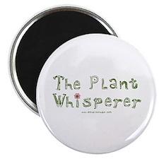 """The Plant Whisperer 2.25"""" Magnet (10 pack)"""