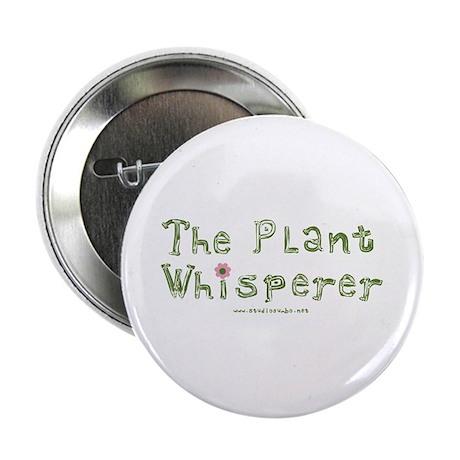 The Plant Whisperer Button