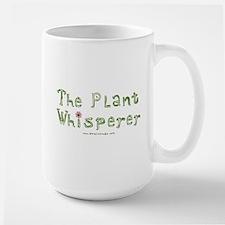 The Plant Whisperer Large Mug