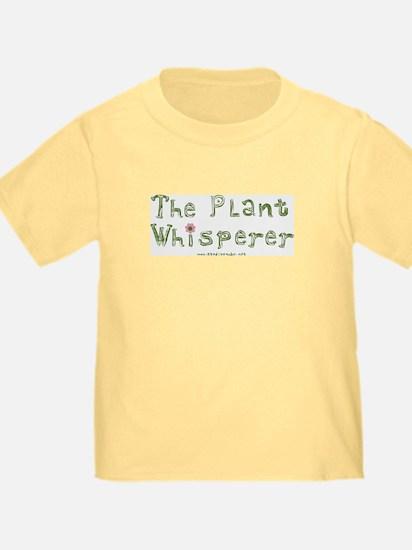 The Plant Whisperer T