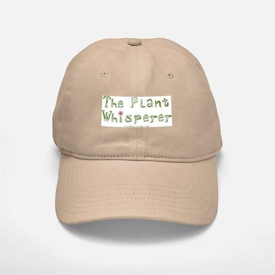 The Plant Whisperer Cap
