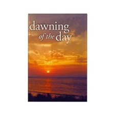 Dawning of Day CD Art Rectangle Magnet