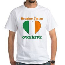 O'Keeffe, Valentine's Day Shirt