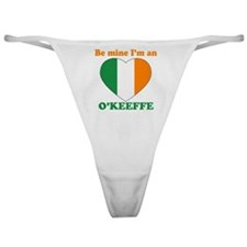 O'Keeffe, Valentine's Day Classic Thong