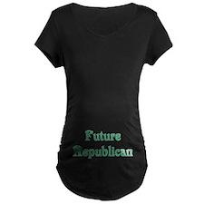 Future Republican Maternity T-Shirt