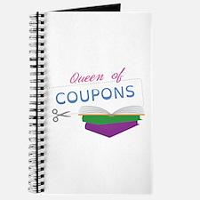 Queen of Coupons Journal