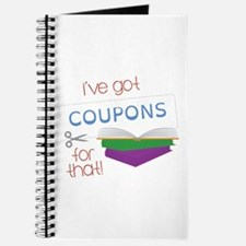 Coupons for That Journal
