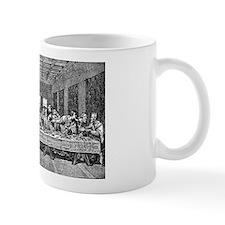 Last Supper Etching Mug