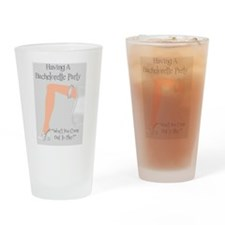 Invitations, Bachelorette Party Drinking Glass